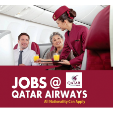 Qatar Airways Vacancies Over All The World